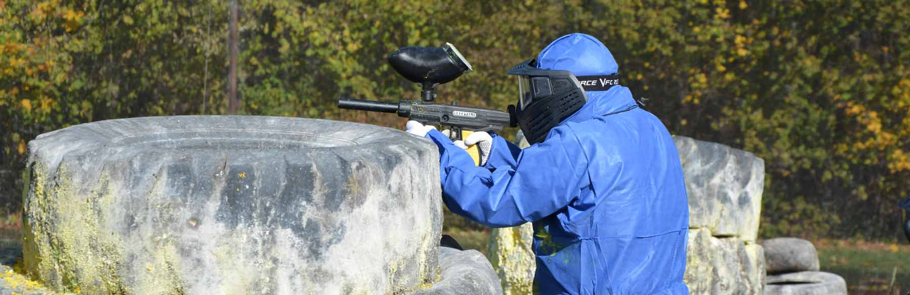 Paintball Günzburg - Paintball spielen in Bayern